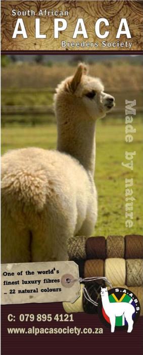 SA Alpaca Breeders Society