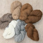 Natural Pure Alpaca Yarns