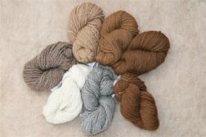 Alpaca lace yarn 2012