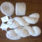 Pure Alpaca Handspun Yarn
